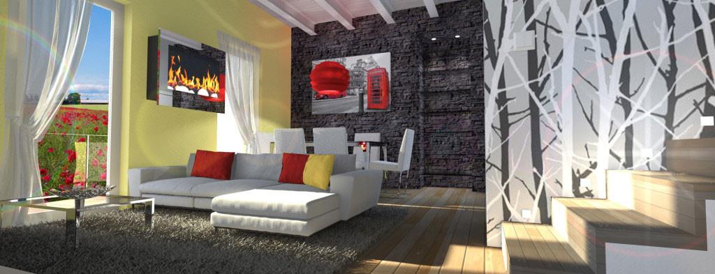 Idee consigli e progetti su come ristrutturare casa online for Programma x arredare casa 3d