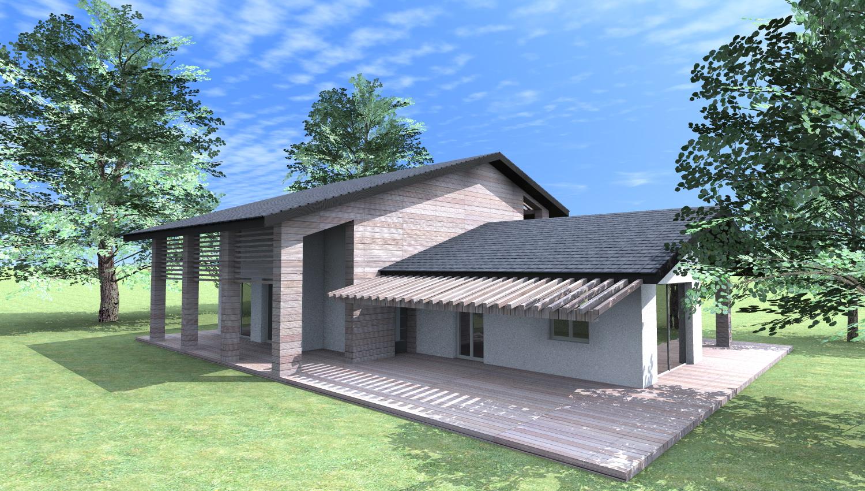 Architettiamo progetti di nuove costruzioni alcuni esempi for Progetti da casa a casa