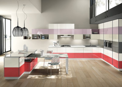 Cucina-colorata