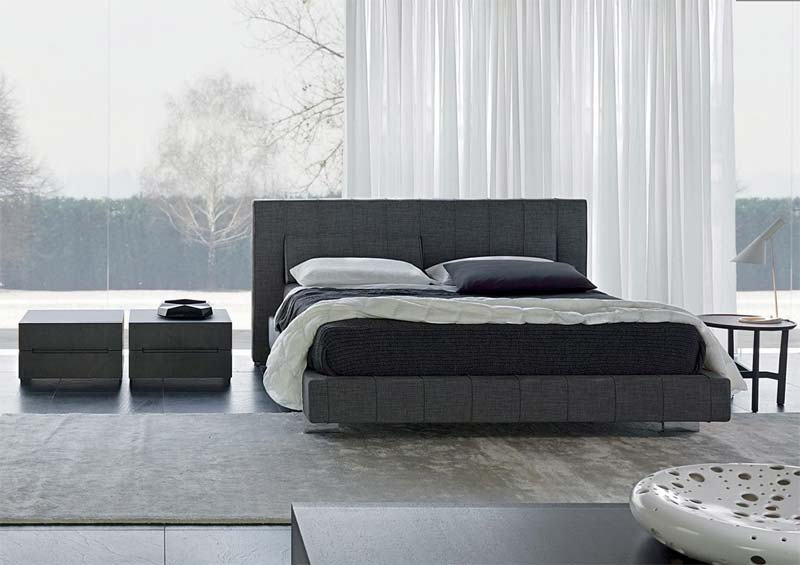Ispirazioni di cucine soggiorni e altri ambienti interni - Camera da letto moderna scavolini ...