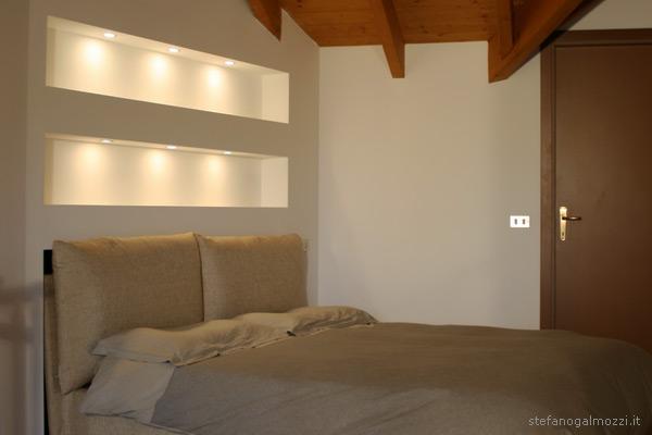 Ispirazioni di cucine soggiorni e altri ambienti interni - Rivestimento camera da letto ...