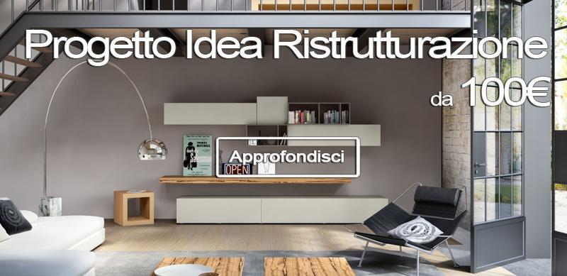 Progetto ristrutturazione da 100€