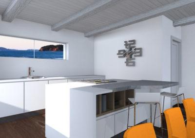 rendering-cucina