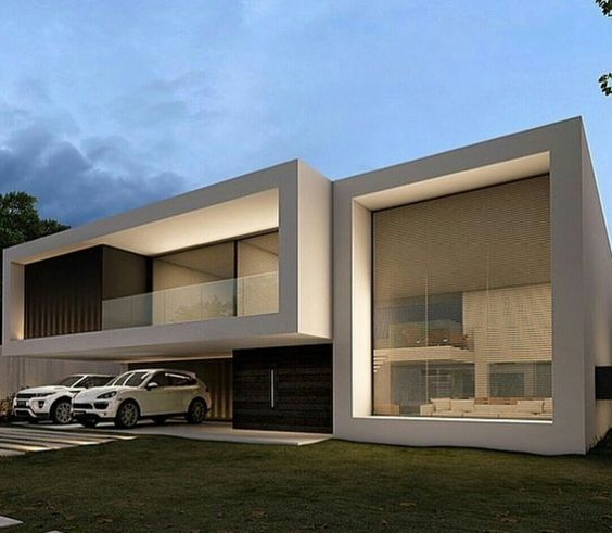 Case moderne come realizzare la propria casa dei sogni for Opzioni esterne della casa
