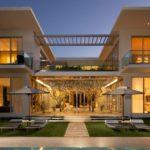 Esempio casa moderna con pianta speculare
