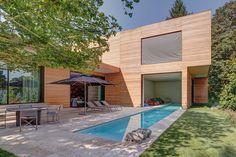 Rivestimento Esterno Casa Moderna : Case moderne: idee ispirazioni progetti