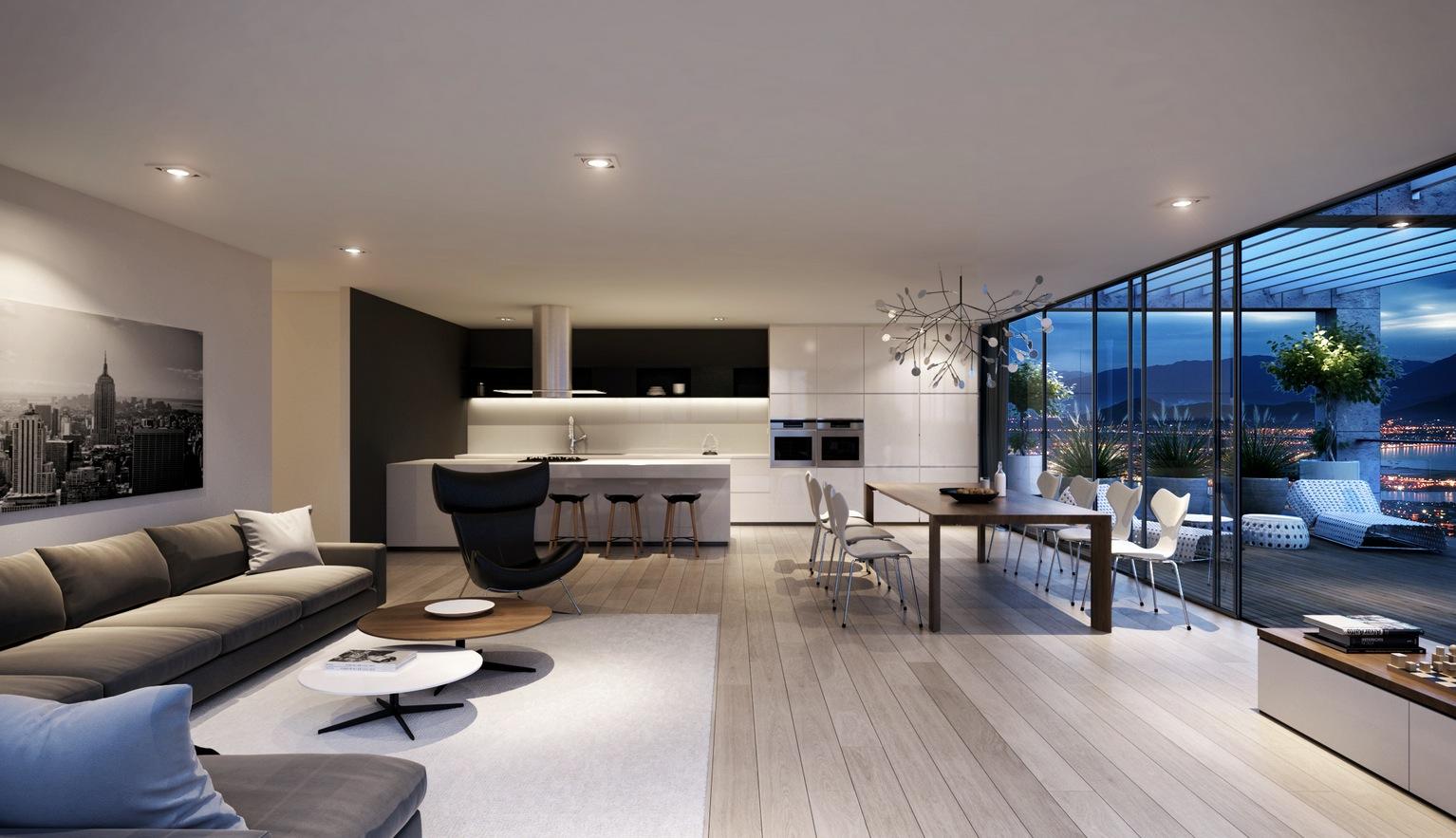 Soggiorni moderni soggiorno di design
