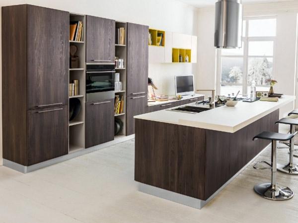 Cucine moderne come scegliere quella giusta per te e le for Cucine piccole dimensioni