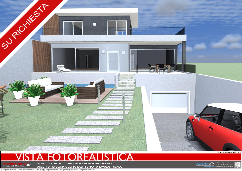 Progetto costruzione studiamo un idea di progetto della for Costo di costruzione per costruire una casa