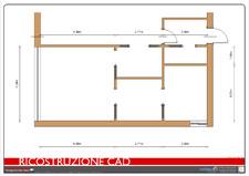 Ricostruzione Cad Progetto Arredo