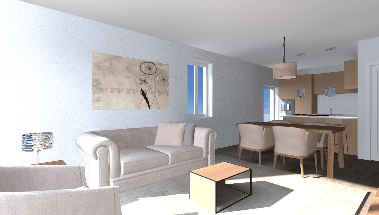 Arredare una nuova costruzione architettiamo progetto d for Progettare una nuova casa online