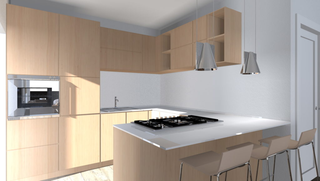 Emejing Costruire Cucina In Legno Photos - Skilifts.us - skilifts.us