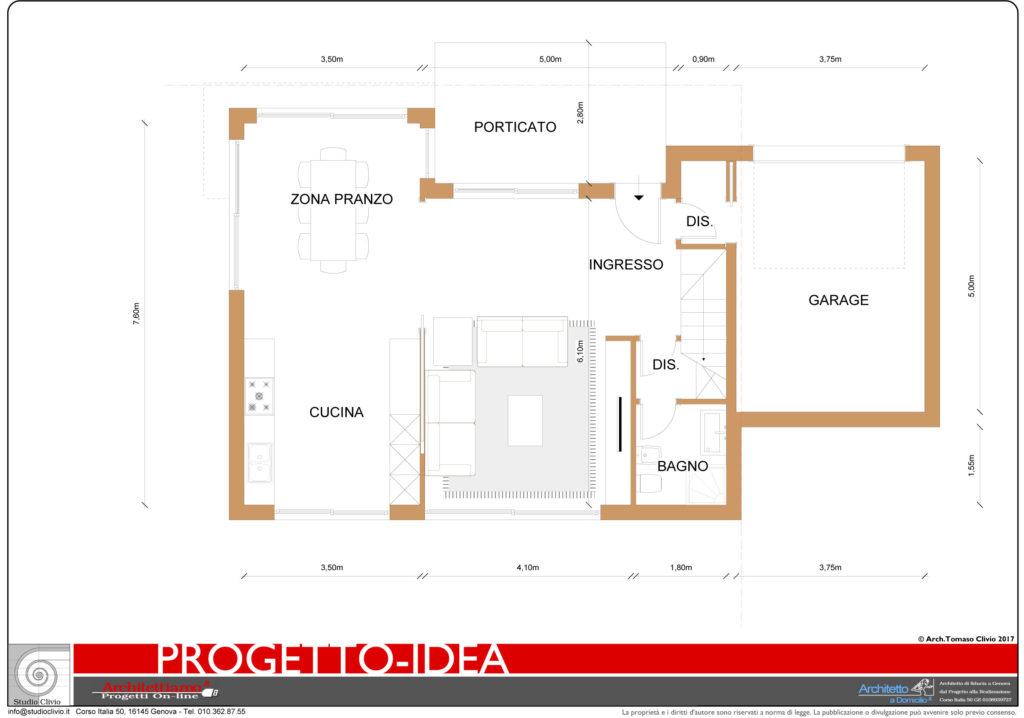 Villa Moderna in Piemonte