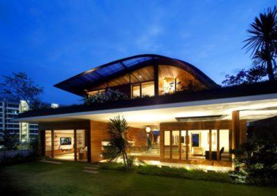 Villa ultramoderna