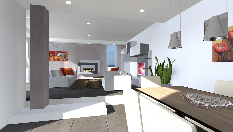 Appartamento in toscana: esempio progetto arredo online