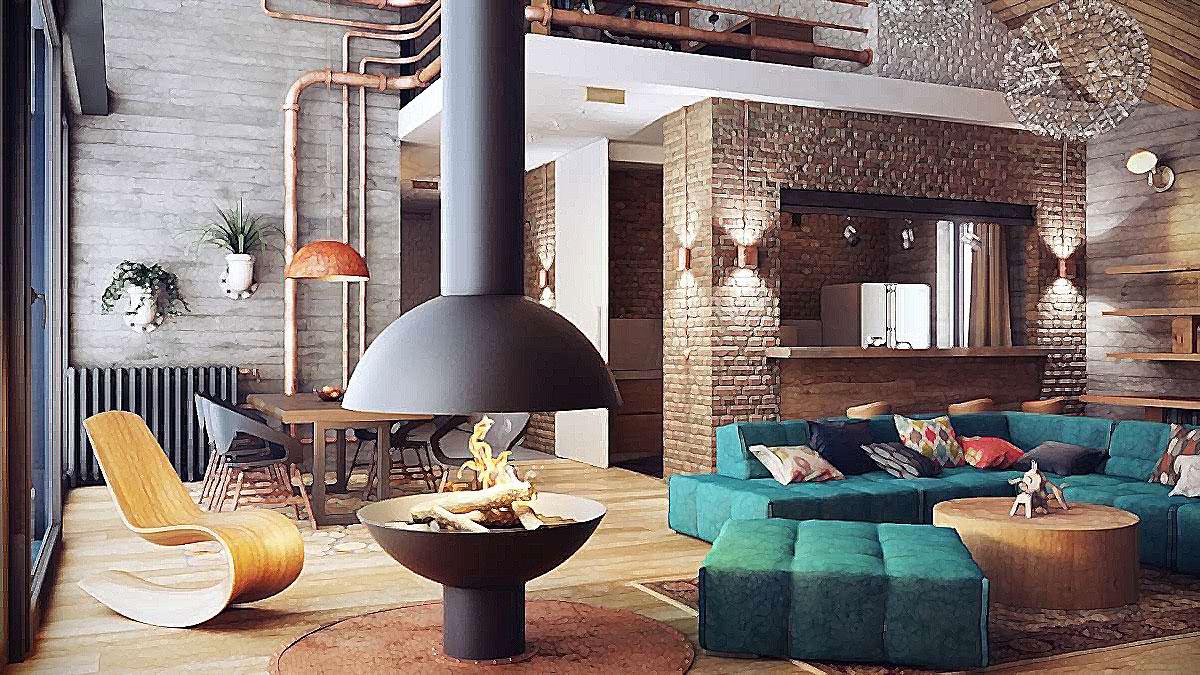 Arredamento moderno arreda con stile la tua nuova casa - Arredare casa nuova ...