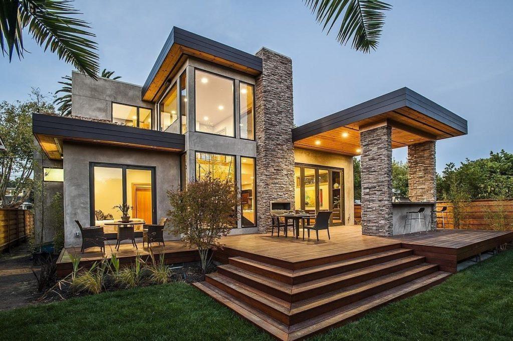 idea per costruire casa su più piani