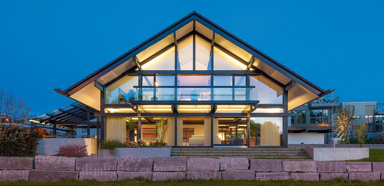 La tua nuova casa una casa moderna architettiamo for Progetto casa moderna nuova costruzione