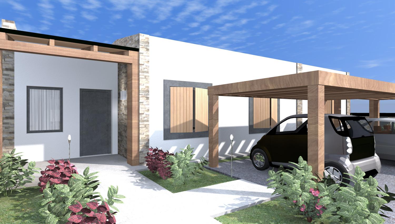Casa bifamiliare moderna