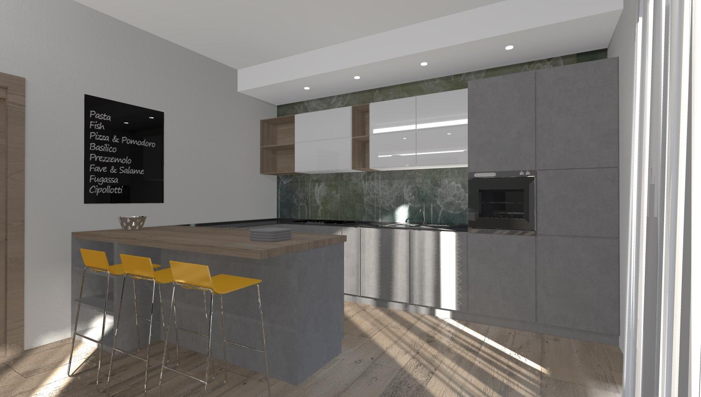 Cucina moderno