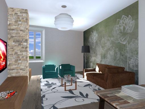 Appartamento Stile Art Decò