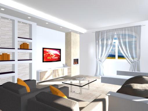 Restyling Appartamento